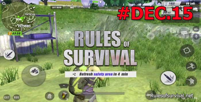 rules of survival mod apk free download