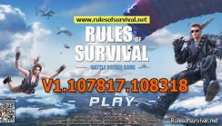 Rules Of Survival V1.107817.108318
