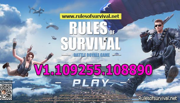 Rules Of Survival V1.109255.108890