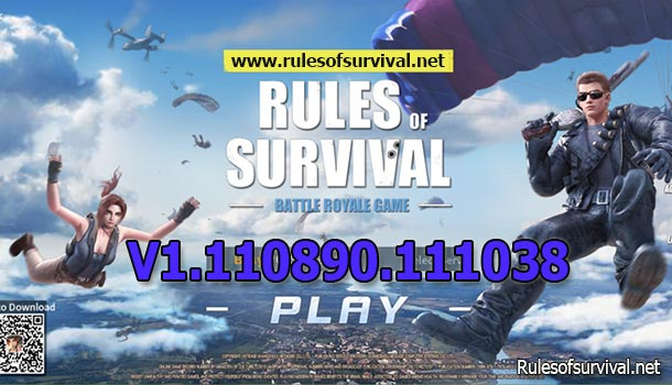 Rules Of Survival V1.110890.111038