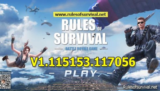 Rules Of Survival V1.115153.117056