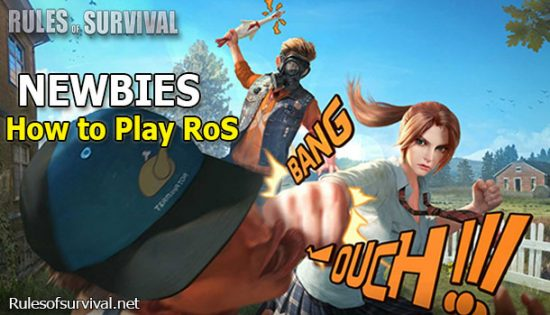 Rules of Survival Newbie Guide