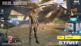 Rules of Survival: Head Armor