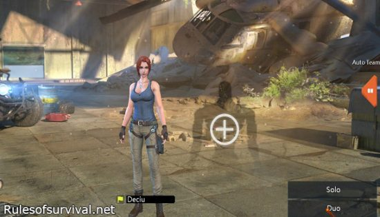 Rules of Survival Goods And Materials