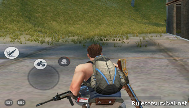 Rules of Survival Backpack