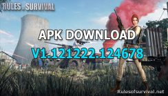 Rules Of Survival APK V1.121222.124678