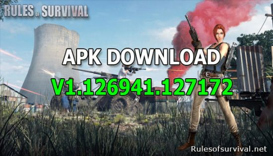 Rules Of Survival APK V1.126941.127172