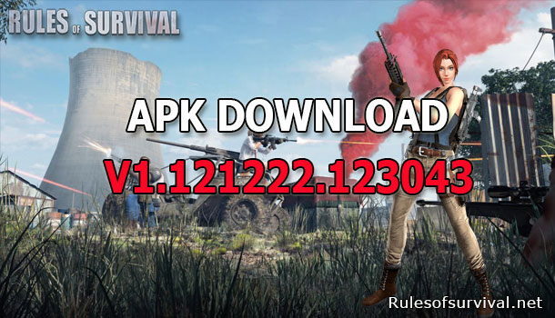 Rules Of Survival APK V1.121222.123043