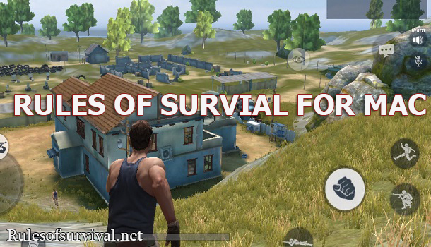 download rules of survival on mac