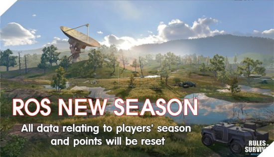 ROS New Season