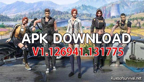 Rules Of Survival APK V1.126941.131775