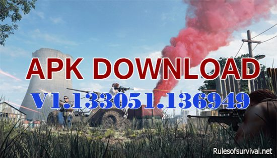 Rules Of Survival APK V1.133051.136949