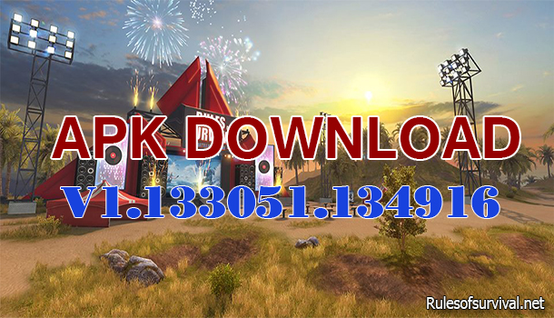 Rules Of Survival APK V1.133051.134916