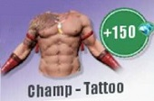 Champ - Tattoo