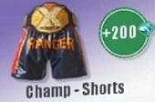 Champ - Shorts