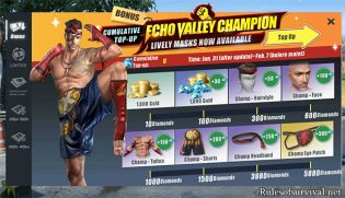 ROS: Echo Valley Champion