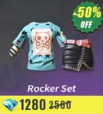 Rocker Set