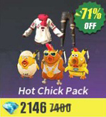 Hot Chick Pack