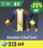 Master Chef Set