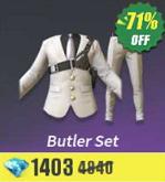 ButlerSet