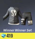 Winner Winner Set