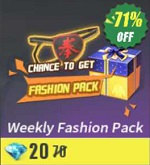 Weekly Fashion Pack