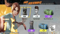 ROS: Share for Rich Rewards