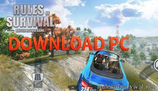 Download Rules of Survival PC