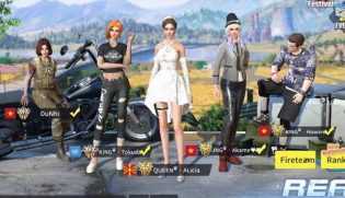 Rules of Survival Costumes
