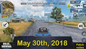 Rules of Survival New Update On 30th May