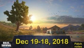 Rules of Survival Update Notes Dec. 18-19