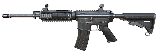 Assault Rifle –M4A1