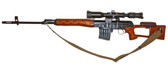 Sniper – SVD: The SVD