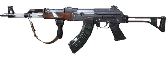 Assault Rifle – AKM