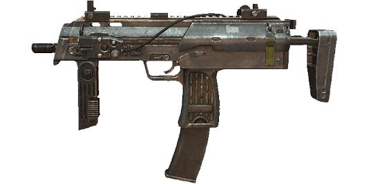 SMG – MP7