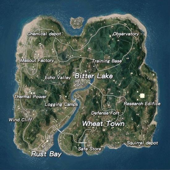 Ghillie Island