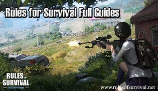 Rules for Survival Full Guides