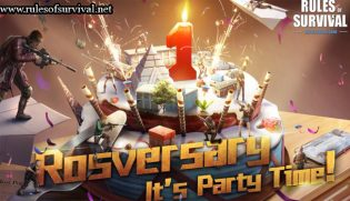 Rosversary: Its Party Time