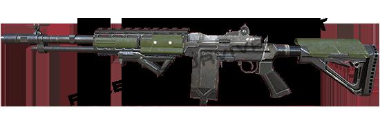 Assault Rifle – M14EB