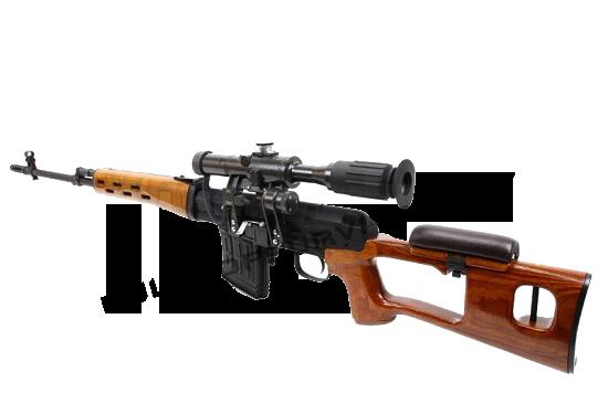 Sniper – SVD
