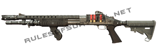 Shotgun – M870