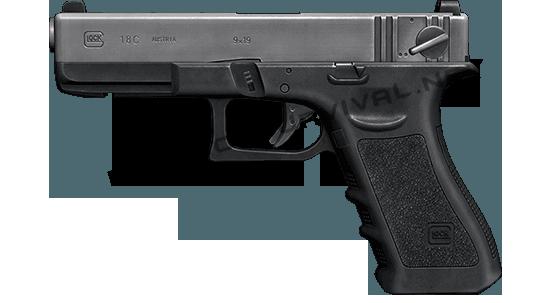 Pistol – G18C