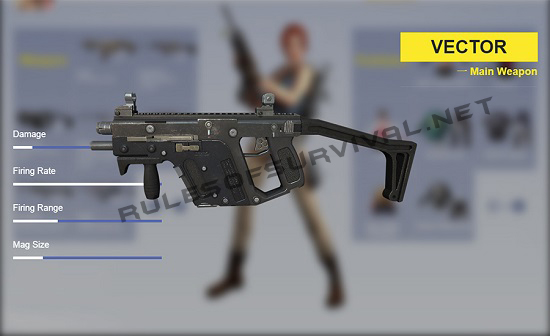 Vector In Rules Of Survival
